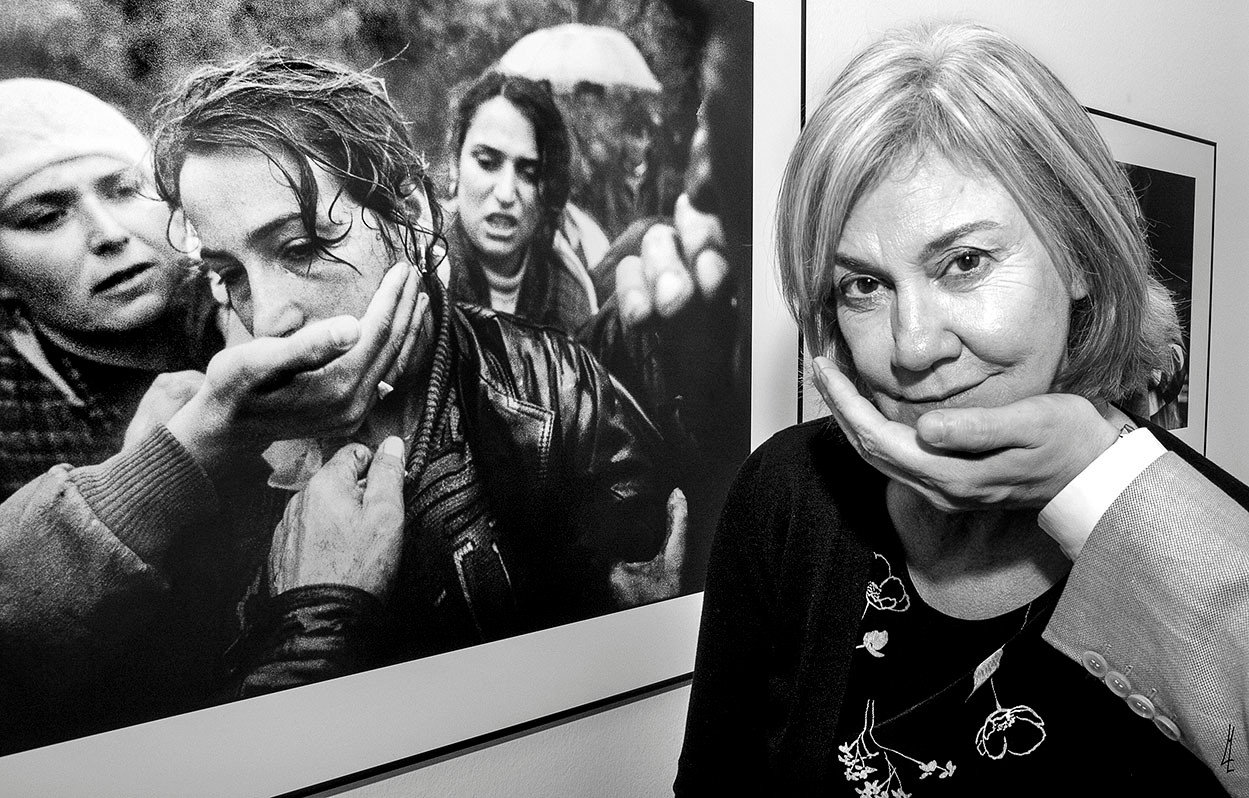 Dayna Smith. World Press Photo Winner.