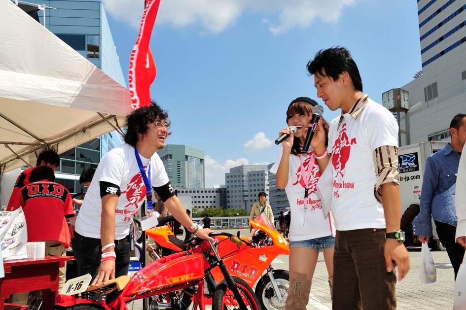 デルスラーラ高田さん、KITANO REPLICA K-16の解説ですよ~(*^_^*)