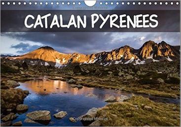 Pyrenean landscape photos calendar