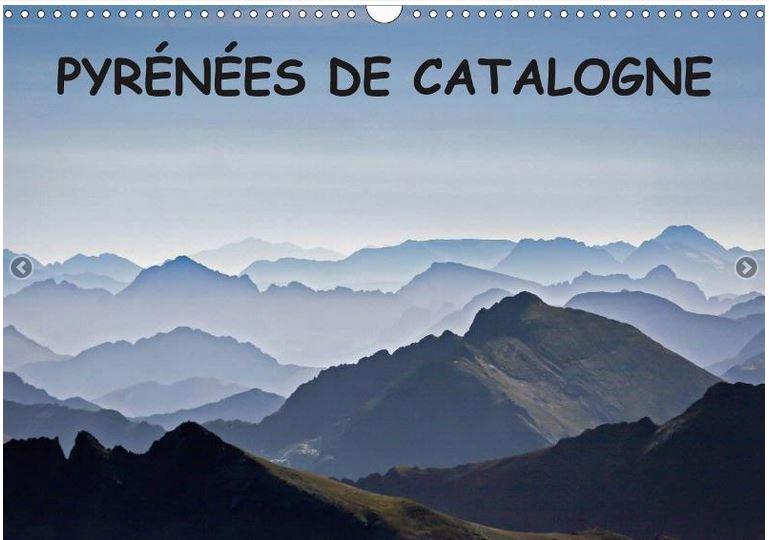 Calendrier de photos de paysages des Pyrénées Catalanes