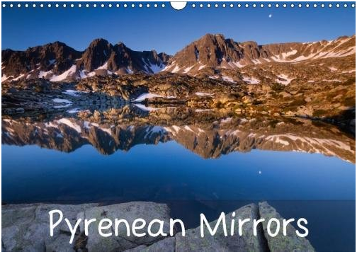 Photographies of Pyrenean lakes