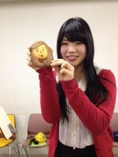 りんてぃ作部員顔クッキー!