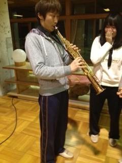 つだ先生によるあっきーのソプラノ練習