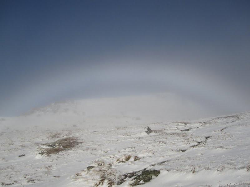 Arco-íris branco visto em 27/11/2009.