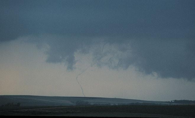 Tornado corda.