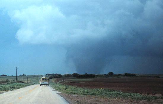 Tornado cunha.