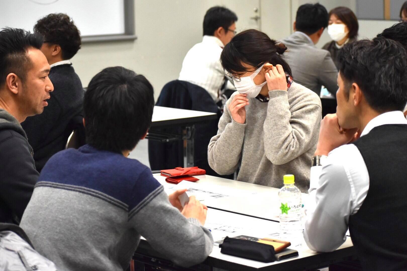 「わかる」から「できる」学びへ 会場:宮崎市清武文化会館