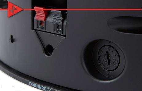bocinas para 70v, conexión de bocinas