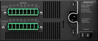 amplificador de 8 canales, PM8500