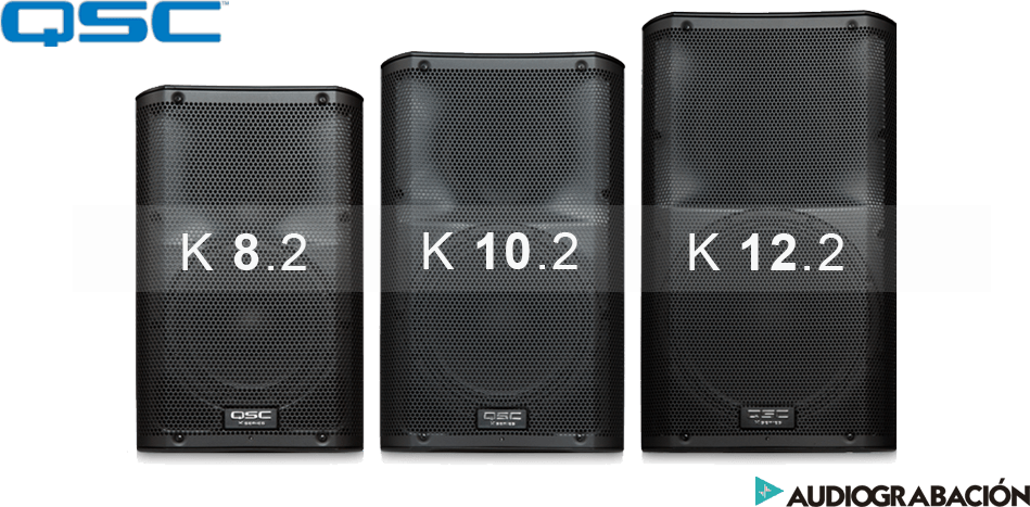 qsc k.2, K8.2, K10.2, K12.2