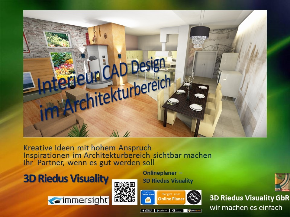 3D Riedus Visuality GbR # 1 Start