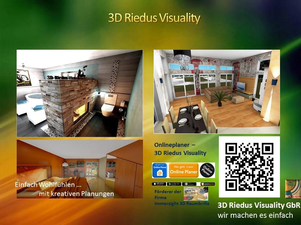 3D Riedus Visuality GbR # 18 3D Riedus Visuality