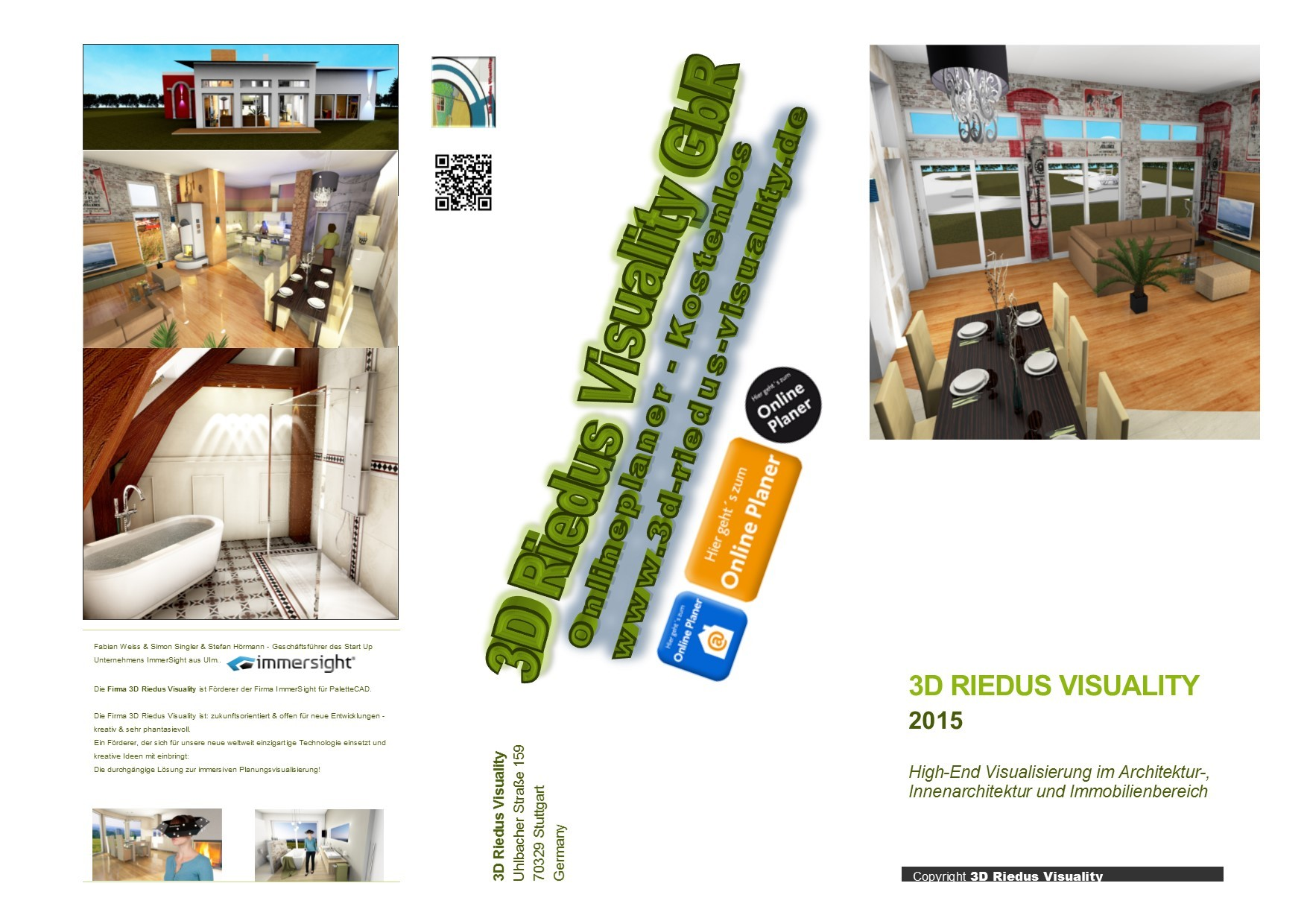 3D Riedus Visuality Flyer Seite 1