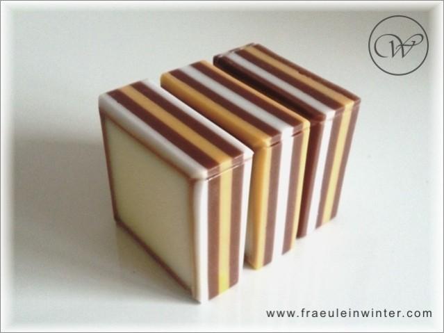 "Seife ""Marillenkuchen"" - handmade soap"
