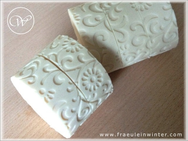 handmade soap with milk