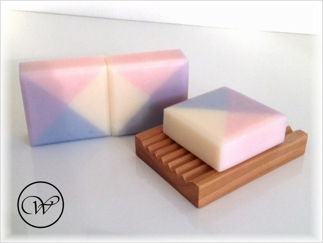 "Seife ""Provence"" - handmade soap"