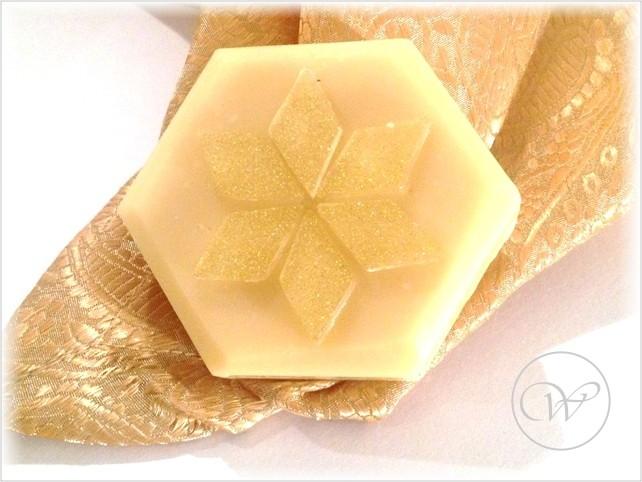 """Seife """"Marokko"""" - Randstück - handmade soap"""