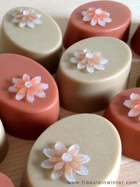 Honigseifen - handmade soap by Fräulein Winter