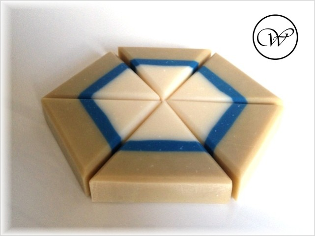 "Seife ""Silky Nevia"" - handmade soap"