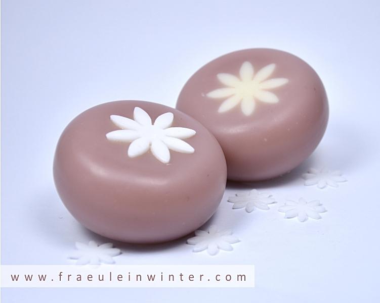 Handmade round soap