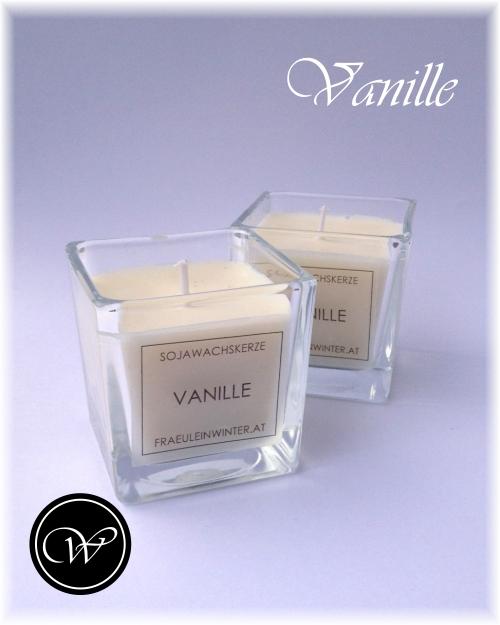 Sojawachskerze | Soy wax candle
