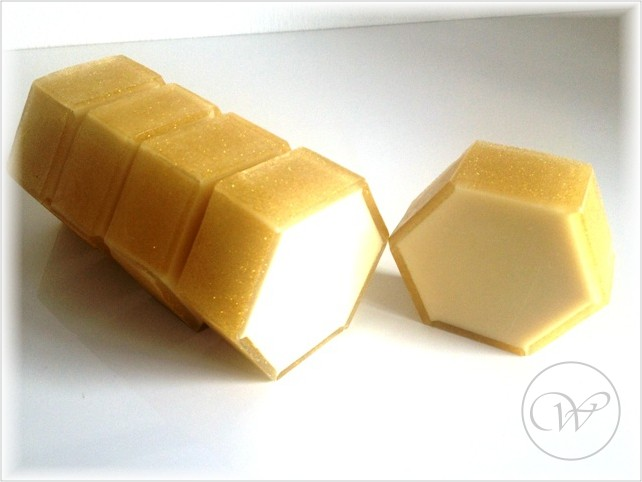 "Seife ""Orangengold"" - handmade soap"
