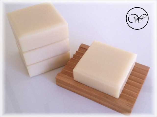 "Seife ""Coconut Ice"" - handmade soap"