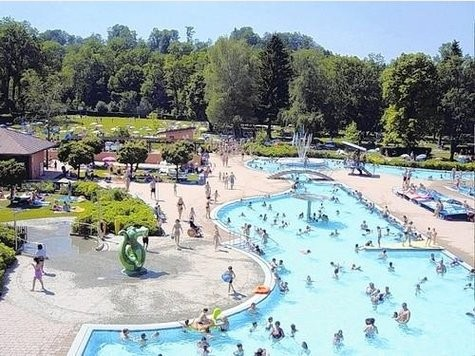 Schwimmbad Kolbermoor