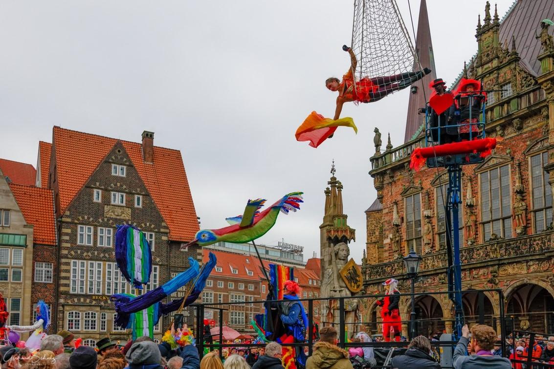 Bremer Samba Karneval - by Gerhard Schulz