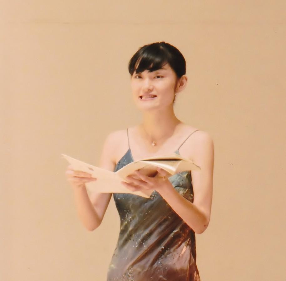 村田智佳子先生、怪我のためロシア語スピーカーで出演