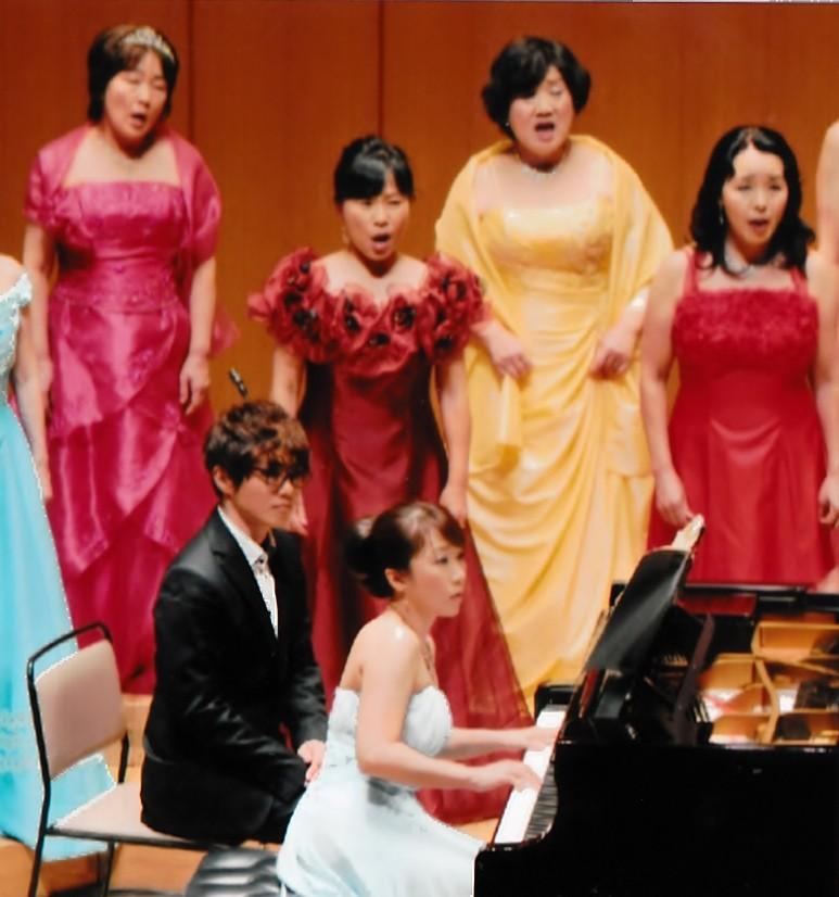 ピアノ 小森美穂先生