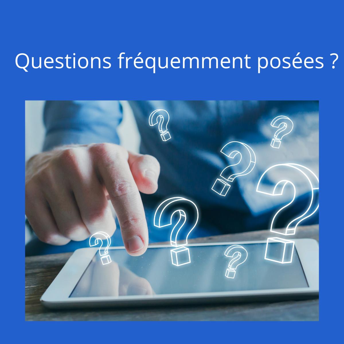 Questions fréquemment posées sur l'expertise.