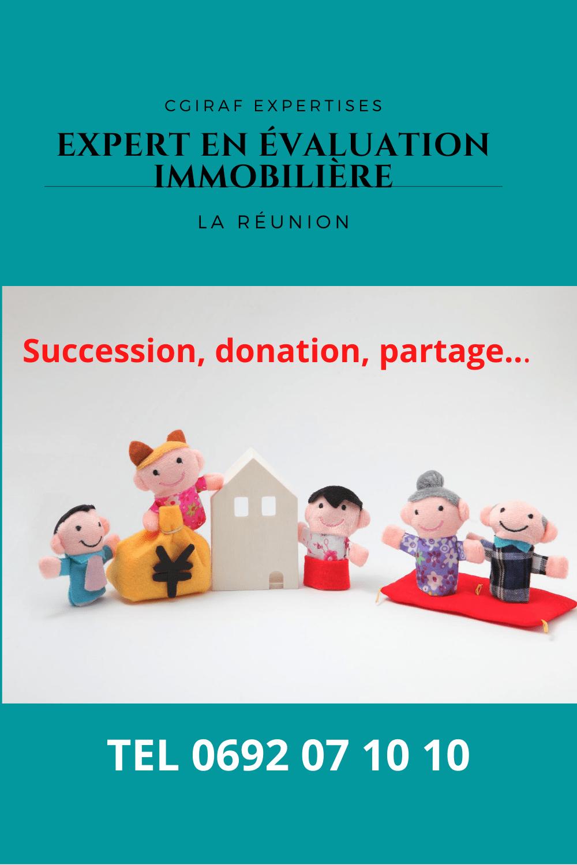 Succession Donation Partage