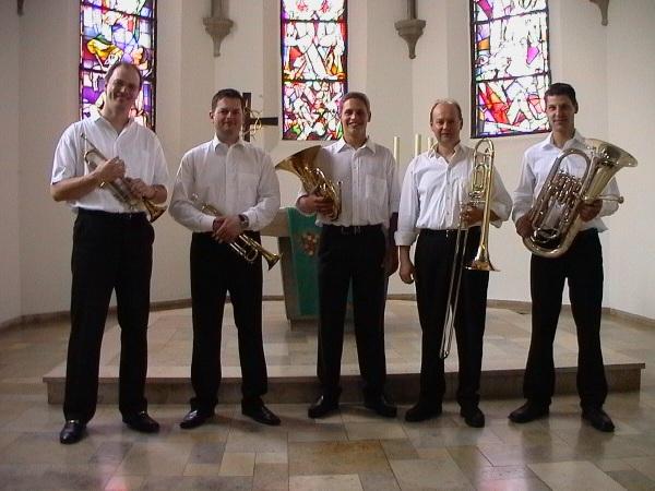von links: Reinhold Schwarz, Gerd Ferner, Rainer Surek, Richard Riegg, Winfried Konrad.
