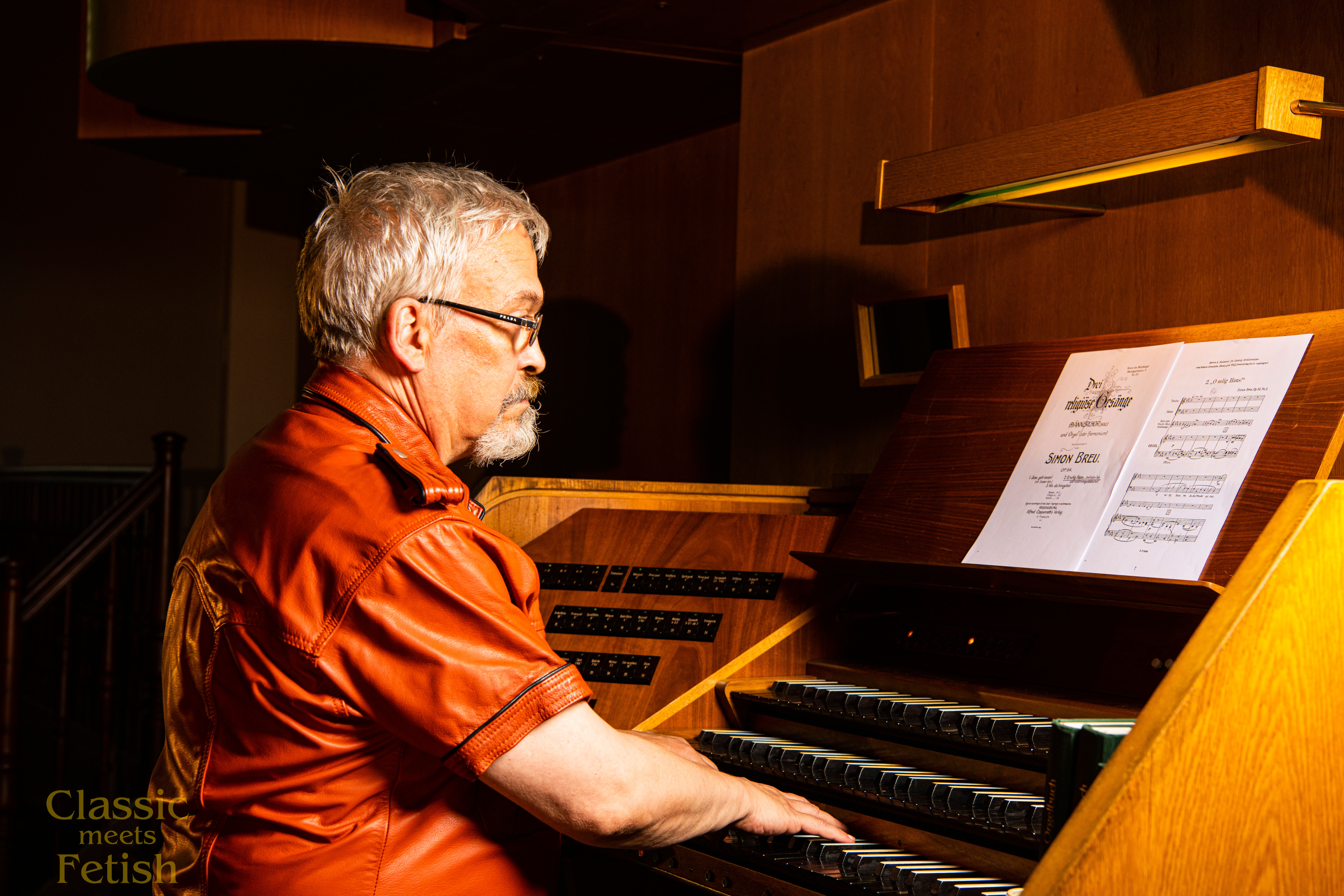 Martin L. Carl, Orgel & Cembalo / Organ & harpischord