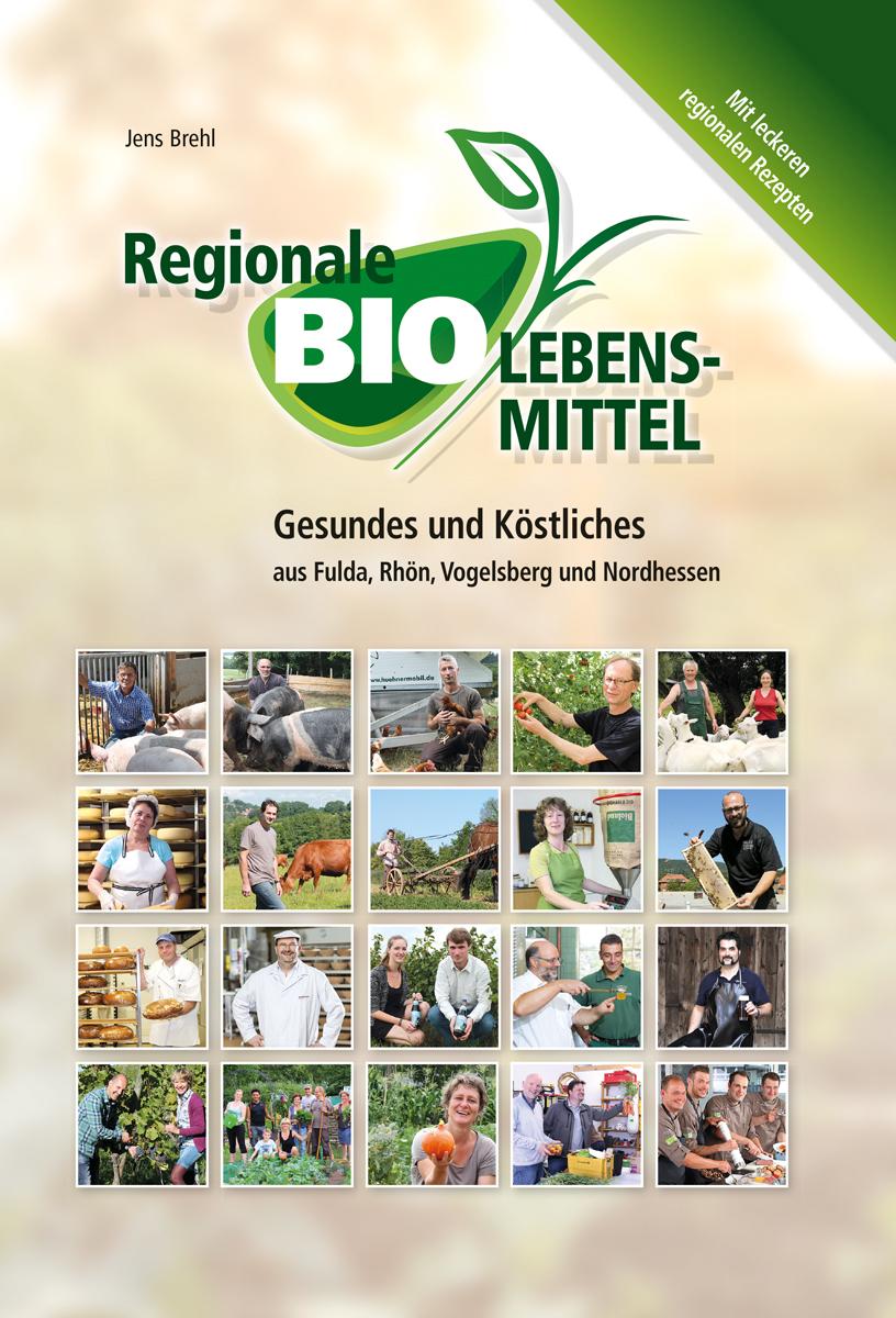 Jens Brehl: Regionale Biolebensmittel Cover