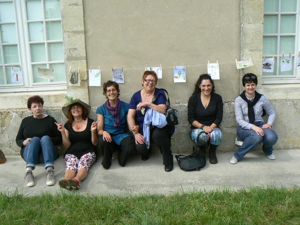 Exposition au parc Beauval avec la bibliothèque de Bassens