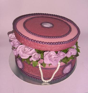 """Торт """"Шкатулка"""", 3, 6 кг"""