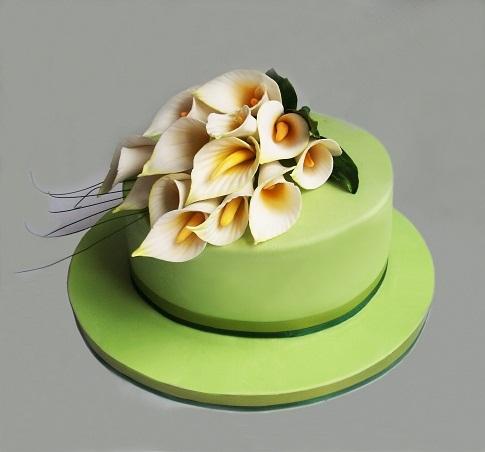 "Торт ""Каллы"", 3,5 кг"