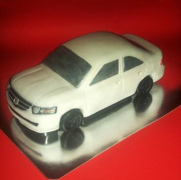 """Торт """"Хонда Аккорд"""", 2, 5 кг"""