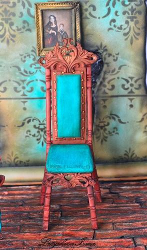 Старинный стул