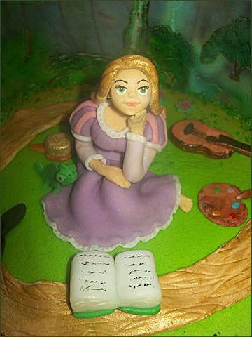 """Торт """"Рапунцель"""", 2, 8 кг"""