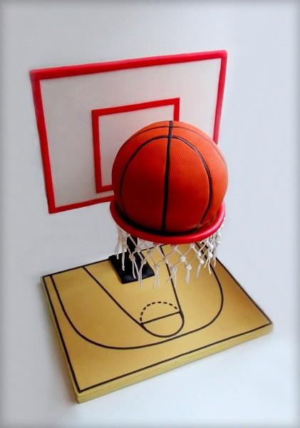 "Торт ""Баскетбольный мяч"", 8 кг"