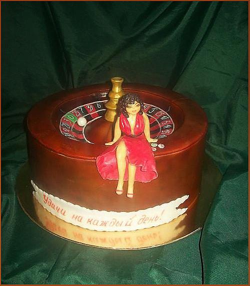 """Торт """"Американская рулетка"""", 4, 7 кг"""