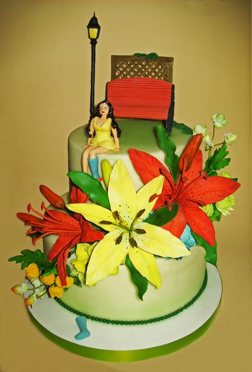 """Торт """"Весеннее настроение"""", 5,2 кг"""