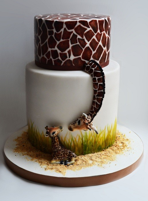 """Торт """"Первый День рождения"""", 5,5 кг"""