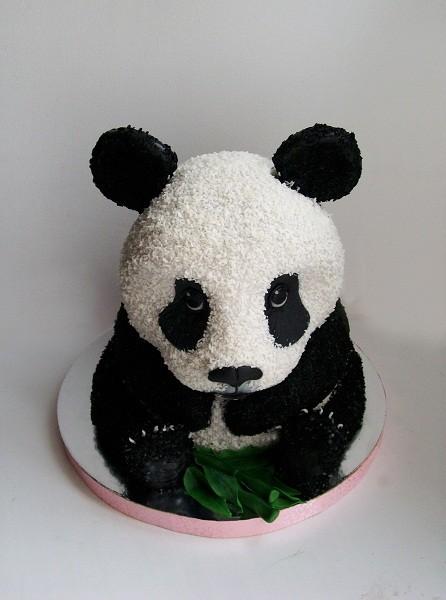 """Торт """"Панда-малыш"""", 4,5 кг (дубль 2)"""