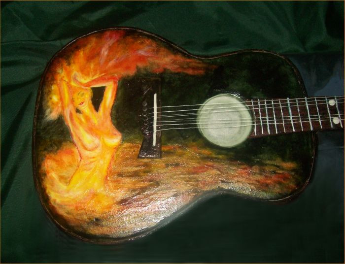 "Торт ""Гитара"", 2,7 кг"