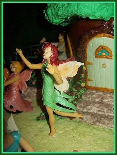 Танцующая феечка