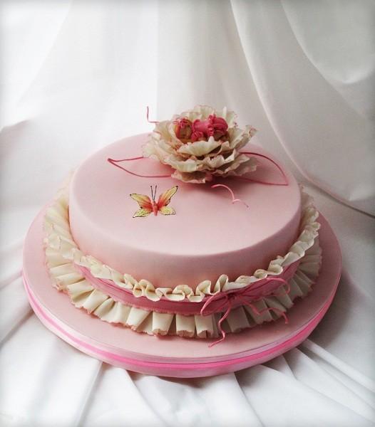 """Торт """"Для годовалой Машеньки"""", 3,6 кг"""